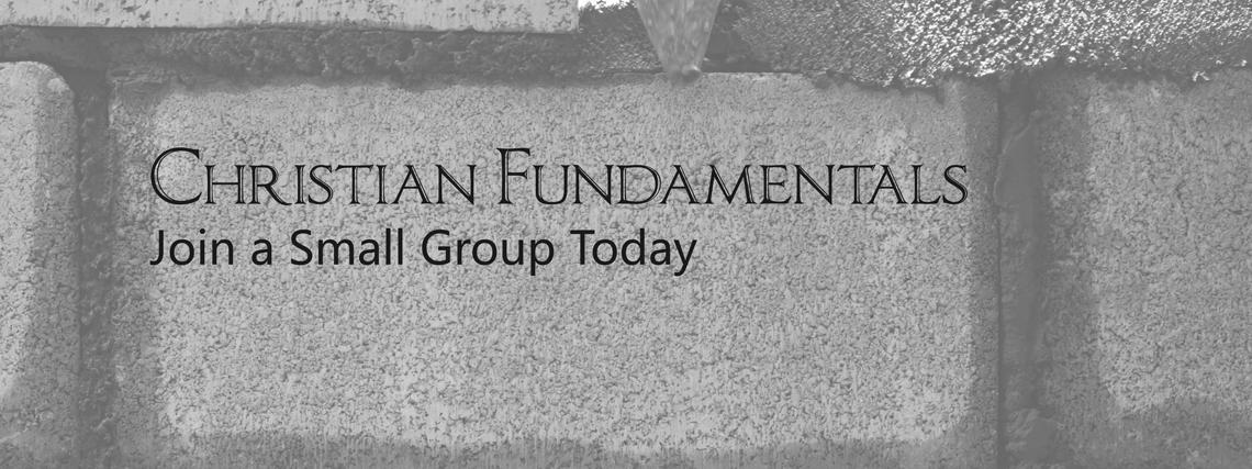 christian fundamentals slide