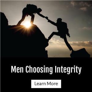 Men Choosing Integrity